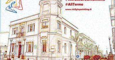 Ritratti urbani di Sicilia: Alì Terme