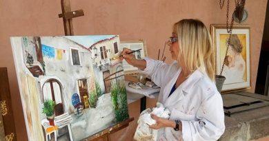 Artista Maria Grazia Cardinali